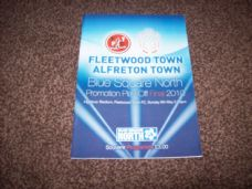 Fleetwood Town v Alfreton Town, 2009/10 [Play Off]